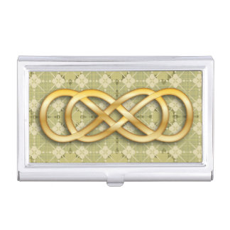 Double Infinity 5 - Business Card Holder