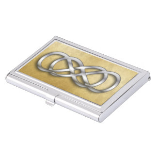 Double Infinity 6 - Business Card Holder