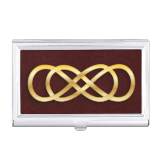 Double Infinity 7 - Business Card Holder