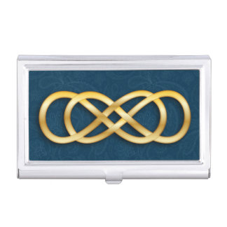 Double Infinity 9 - Business Card Holder