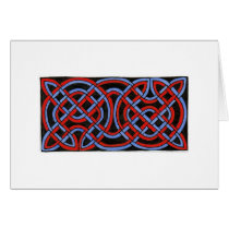 Double Interlace card