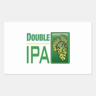 Double IPA Stickers