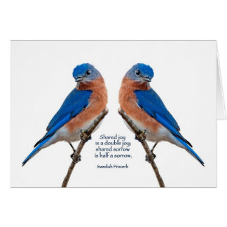 Double Joy Greeting Cards