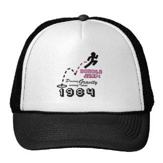 Double Jump Trucker Hat