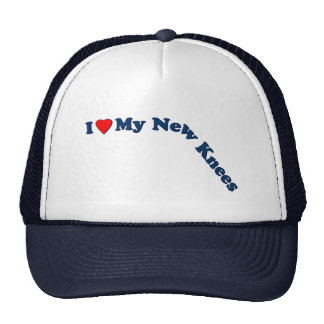 Double Knee Replacement Gifts | Get Well Trucker Hat