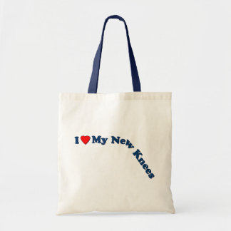 Double Knee Replacement Gifts | Get Well Tote Bag