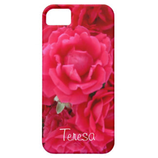 Double Knockout Roses-iPhone 5/5s Case