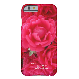 Double Knockout Roses-iPhone 6 Case