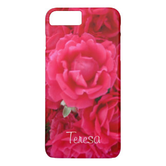 Double Knockout Roses-iPhone 7 Plus Case