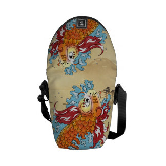 Double Koi Bag