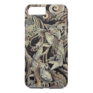 Double Koi iPhone 8 Plus/7 Plus Case