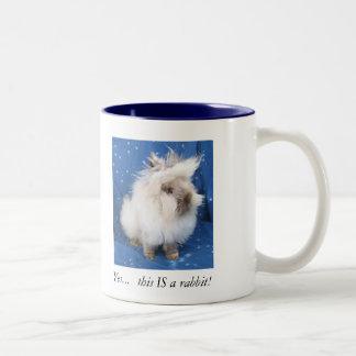 Double Lionhead mug