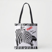 Double look tote bag