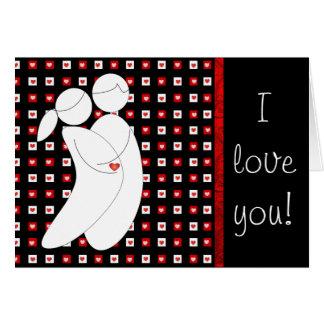 'Double Love' Card