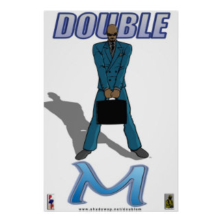 Double M Poster