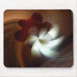 Double Magnolia Mouse Pad