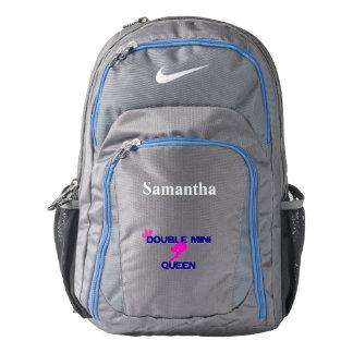 Double Mini Queen Nike Backpack