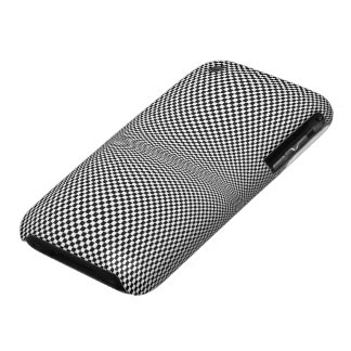 Double Moire iPhone 3 Cover