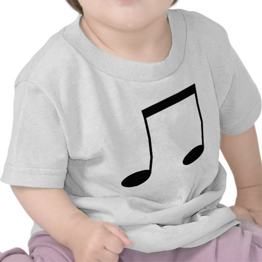 Double Music Note Shirt