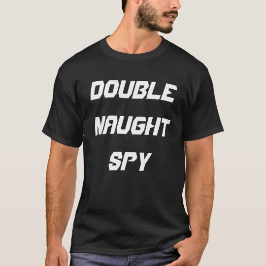 Double Naught Spy T-Shirt