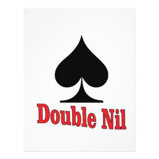 double nil letterhead