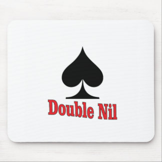double nil mouse pad