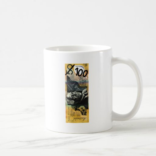 double or nothing classic white coffee mug