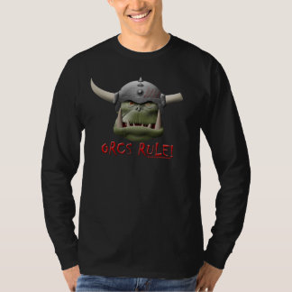 Double Orc Head T-Shirt