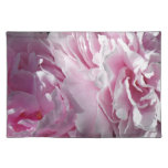 Double Pink Peonies Placemats