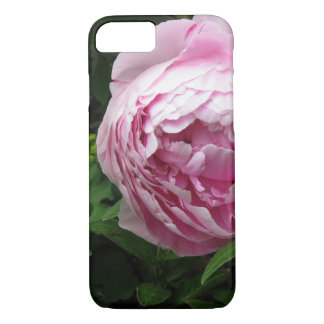 Double Pink Peony - Photograph iPhone 7 Case