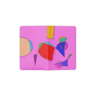 Double Pink Pocket Moleskine Notebook