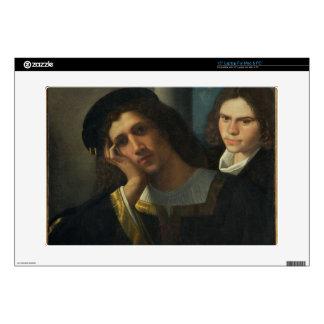 """Double Portrait, c.1502 Skins For 15"""" Laptops"""