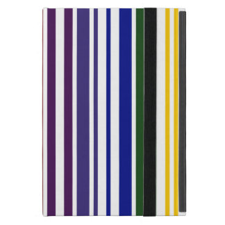 Double Rainbow Barcode Covers For iPad Mini