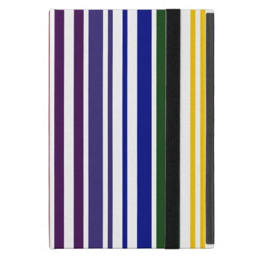 Double Rainbow Barcode Covers For iPad Mini