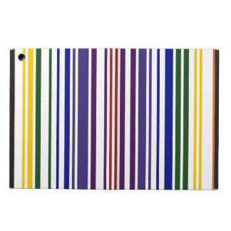 Double Rainbow Barcode Case For iPad Air