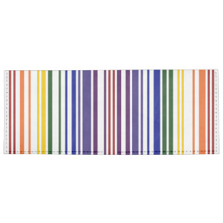 Double Rainbow Barcode Wallet