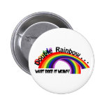 Double Rainbow Button