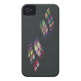 Double rainbow Flame iPhone 4 Cover