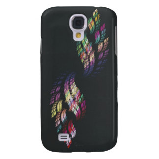 Double Rainbow Flame Galaxy S4 Cover