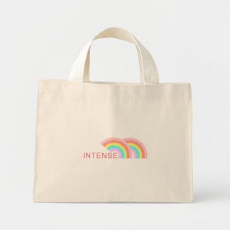 Double Rainbow Intense Tote Bag