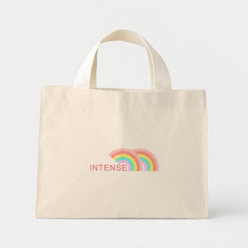 Double Rainbow Intense Tote Bag