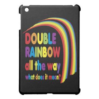 Double Rainbow Case For The iPad Mini