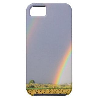 Double Rainbow iPhone SE/5/5s Case