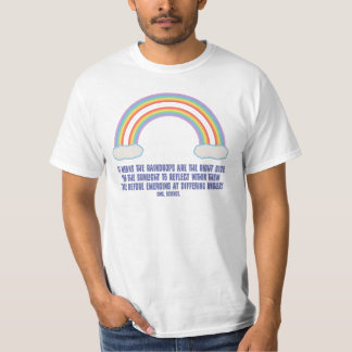 Double Rainbow Meaning T-Shirt