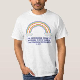 Double Rainbow Meaning Tee Shirt