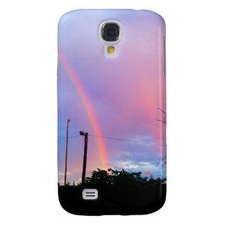 double rainbow samsung galaxy s4 case