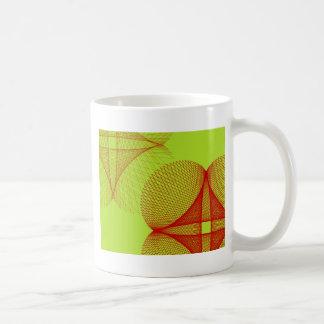 double  red cross coffee mug