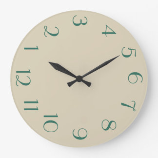 Double-Rotated clock