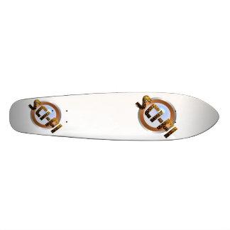Double Sci-Fi Skateboard