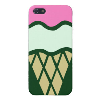 Double Scoop iPhone SE/5/5s Cover